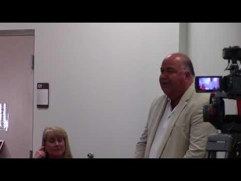 Jim Beck (surrogate) - Insurance Commissioner