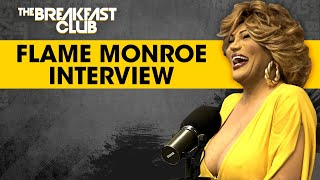 Drag Queen Comedian Flame Monroe Speaks On Trans Misconceptions Beef w Mo39Nique 39HeSheWe39  More