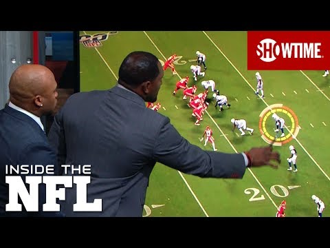 Ray Lewis Explains How the Colts Stopped Patrick Mahomes   INSIDE THE NFL   SHOWTIME