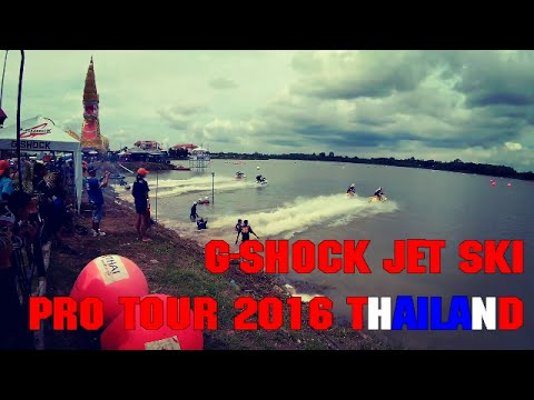 G SHOCK JET SKI PRO TOUR 2016 THAILAND