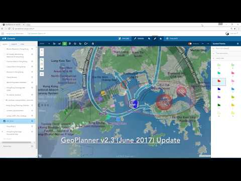 GeoPlanner v2.3 what's new