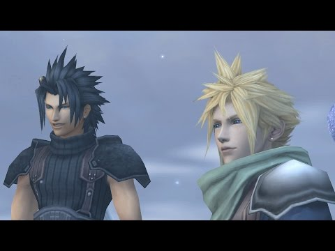 Crisis Core: Final Fantasy VII - Only Cutscenes (HD)