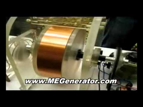 Magnet Generator - Make a Low Cost Magnet Power Generator For Free Energy