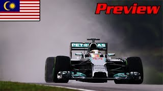 F1 2014 Malaysian Grand Prix Preview