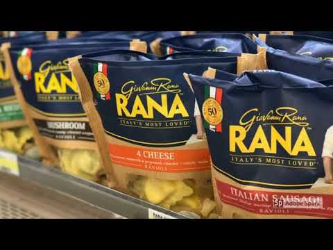 New $1/1 Giovanni Rana Refrigerated Sauce and Pasta Item Coupons - www.whileushop.com