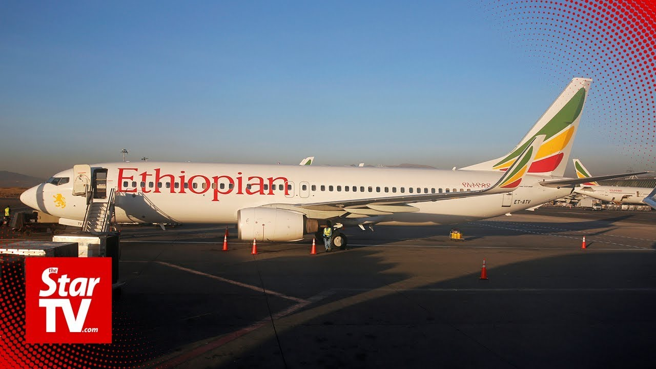 Ethiopian Airlines plane crashes with 157 people on board