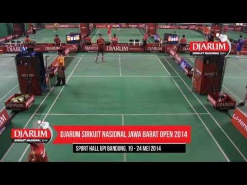 Guntur Perdana (SGS PLN) VS Bagas Kristianto N (Djarum Kudus)