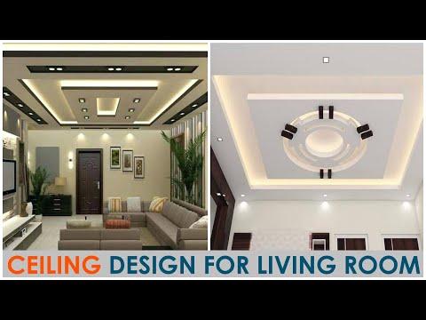 Ceiling designs for Living room | Bedroom False Ceiling Ideas | Ceiling Lights design DIY