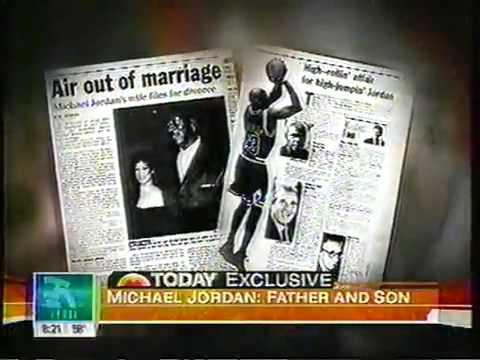 Michael Jordan (Age 44) & Oldest Son Jeffrey Jordan (Age 19) Interview (2007)