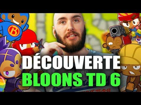 Vidéo d'Alderiate : [FR] ALDERIATE - DÉCOUVERTE DE BLOONS TD 6