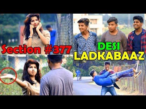 Ladkabaaz Section 377 | Desi Comedy | OYE TV