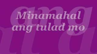 Kung Pwede Lang Sana Lyrics