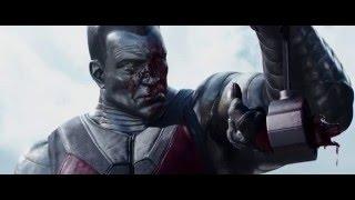 Дэдпул против Колосса | Deadpool