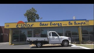 Quick trip to the New e-Solar Store Perth WA