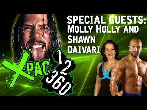 Molly Holly & Shawn Daivari sit down with X-Pac - X-Pac 12360 Ep. #6