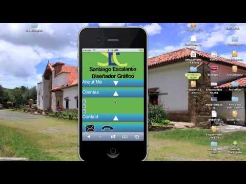 Video Web Mobile sdk Santiago Escalante
