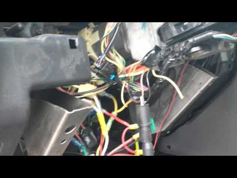 Bypass ignition anti theft system  YouTube