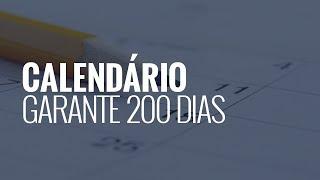 Calendário escolar de 2018 garante 200 dias letivos