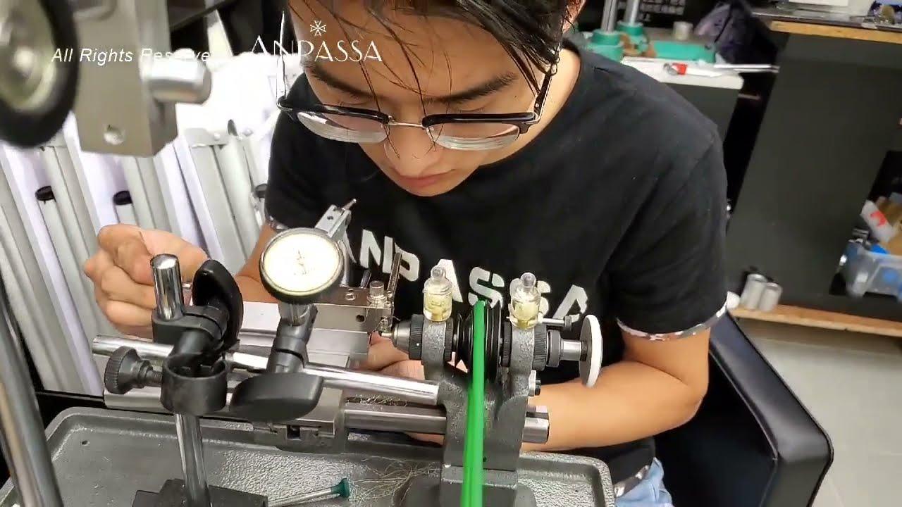 ANPASSA Watchmaking Craftsmanship