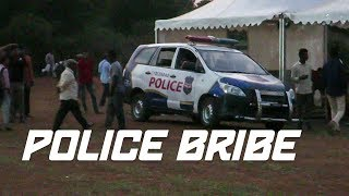 WE GOT SHUT DOWN, INDIA POLICE WANTED BRIBES