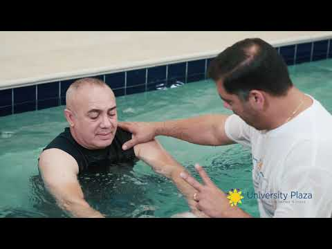 University Plaza Outpatient Rehabilitation & Aqua Therapy