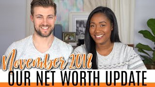 Our Net Worth Update November 2018 + How Much Did Our Cruise Cost?