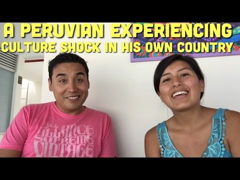 Culture shock Peruvians experience upon return to Peru (Vlog 7)