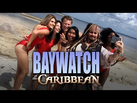Baywatch of the Caribbean (Pirates of the Caribbean / Baywatch Parody)