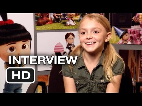 Despicable Me 2   Elsie Fisher 2013  Animated Sequel Movie HD