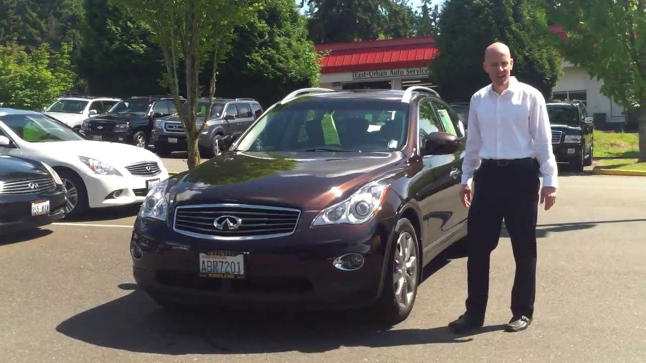 Why The Infiniti Ex Is By Far The Best Small Suv Bargain Of All Time Youtube