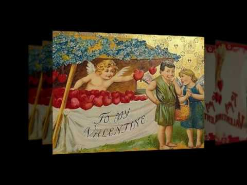 Donovans Steakhouse Vintage Valentines Cards