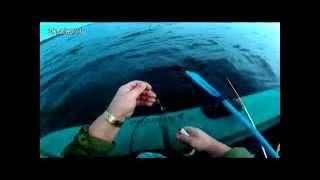 Осень, рыбалка в Белом море(, 2015-09-18T07:50:52.000Z)