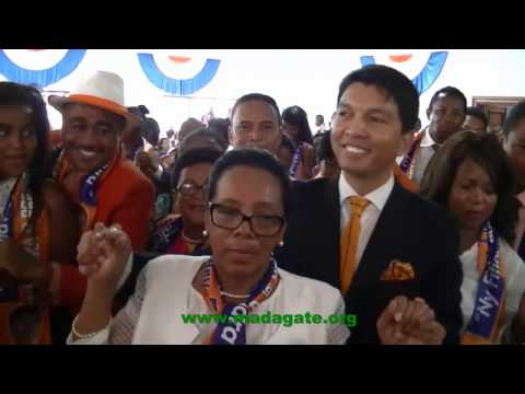 Andry Rajoelina ARENA 2 12 Février 2017