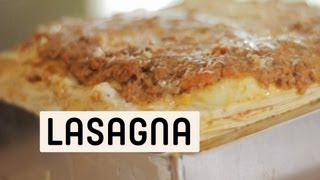 Best Meat Lasagna Recipes - Recipe Wars, Episode 6