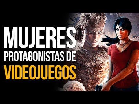 Grandes Mujeres Protagonistas En Los Videojuegos Dia De La Mujer