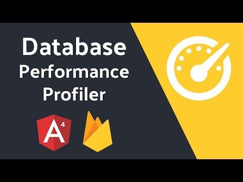 Firebase Database Performance Profiling