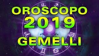 Oroscopo 2019: Gemelli!