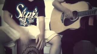 Ngày xưa em đến  Guitar LTT Cajon Mẫn Não