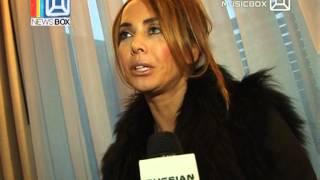 Жанна Фриске & Джиган - Съёмки клипа
