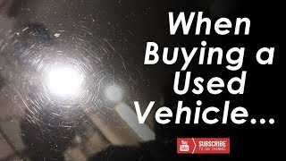 What to look for when buying a used vehicle from a dealer -- Paint Correction and Gtechniq EXOv3 thumbnail