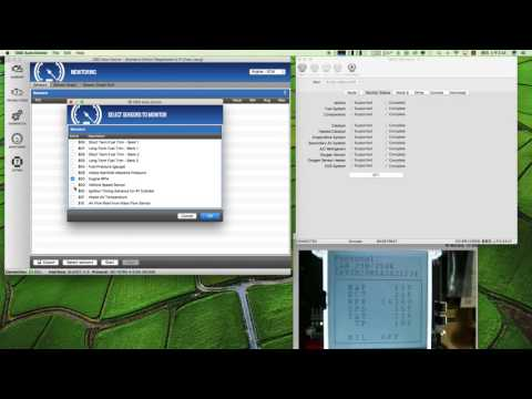 ECU Simulator configuration utility demo - hmong video