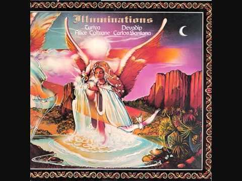 """Carlos Santana & Alice Coltrane - """"Illuminations"""" (1974)"""