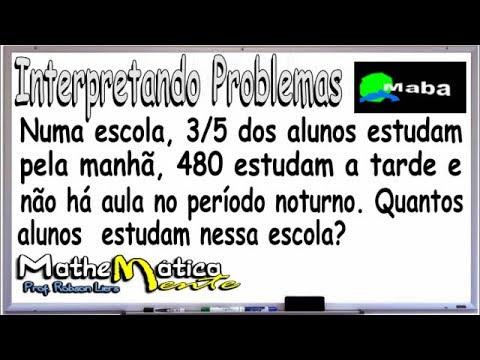 PROBLEMA DE MATEMÁTICA -  Pedido por aluno