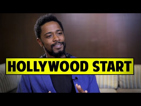 How I Used Google To Break Into Hollywood  LaKeith Stanfield FULL