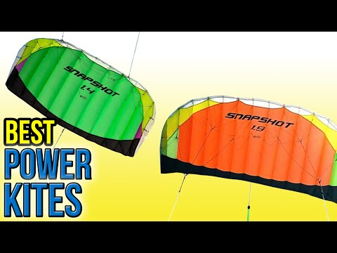 6 Best Power Kites 2016