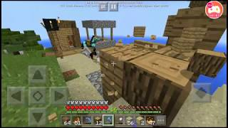 Watch me play Minecraft survival day 37// my new location