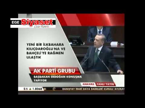 Başbakan Erdoğan: 'BAHÇELİ HANİN SENSİN'