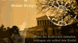Wintergewitter - Grosse Krieger