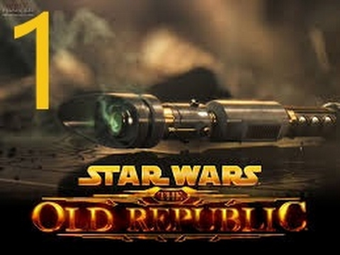 Starwars: The Old Republic Episode One Lets Chat Live