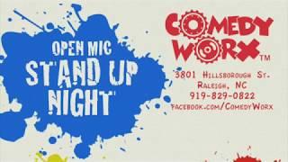 Rassy - Open Mic - 6/14 - ComedyWorx - Raleigh